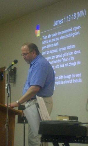 Pastor Reich